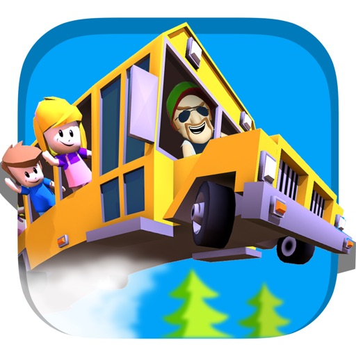Drifting Schoolbus