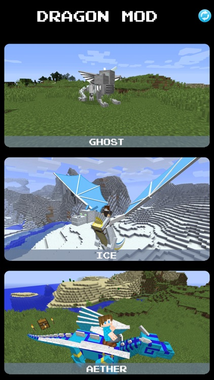 Dragon Mod Free for Minecraft Game PC Guide by Nguyen Khoa