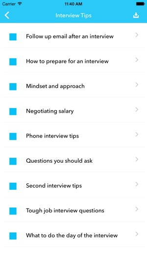 interview winner free on the app store