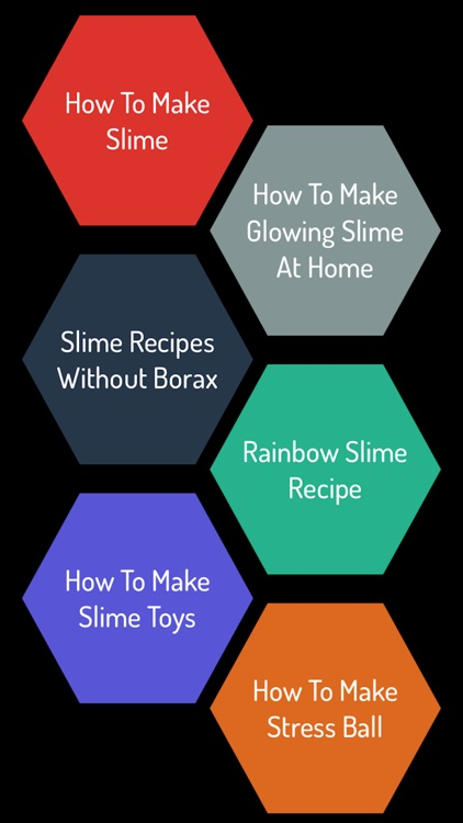 Slime Making - How To Make Slime