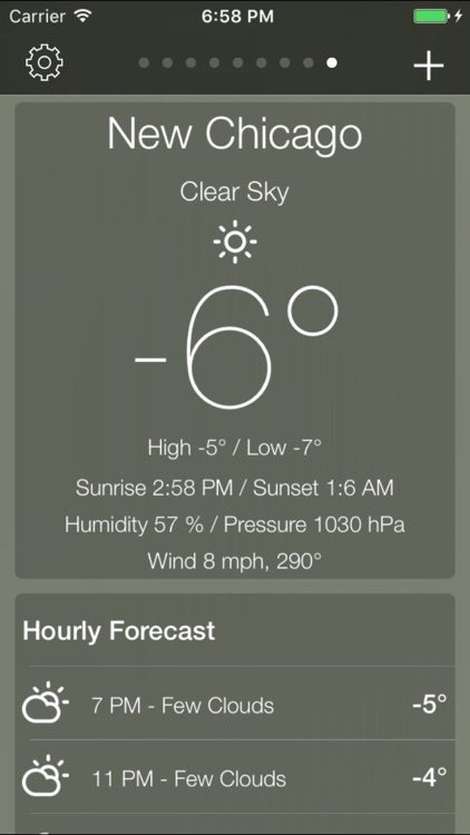 Weather Data Forecast screenshot-4