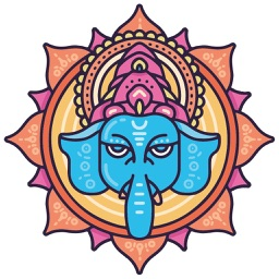 Hindu God Sticker Pack