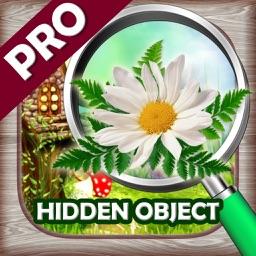 Hidden object: Paradise garden mystery pro