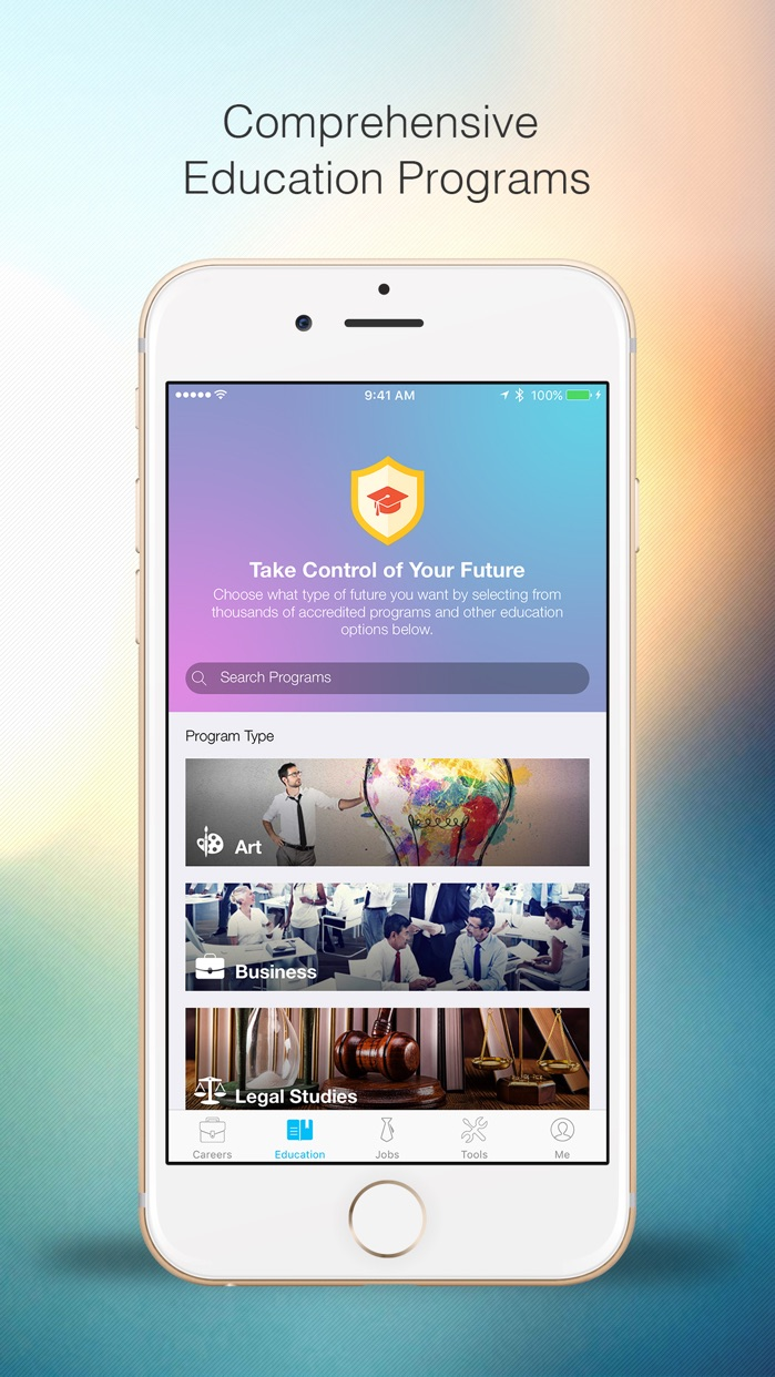 PathSource Career, Job, School & College Search Screenshot