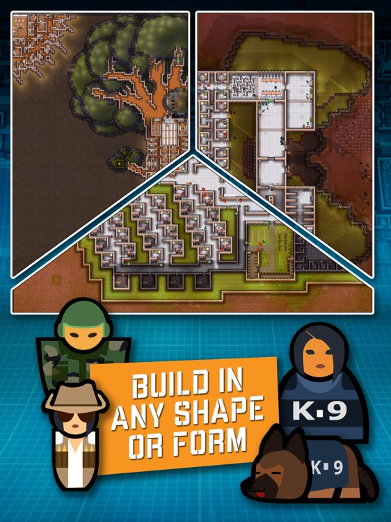 Prison Architect: Mobile screenshot-2