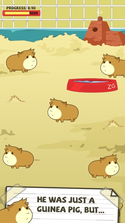 Guinea Pig Evolution - Breed Mutant Hampster Pets! screenshot-0