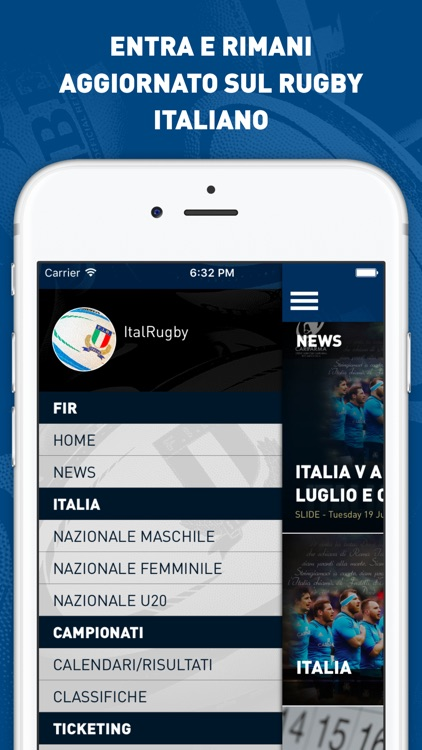 Federazione Italiana Rugby screenshot-3
