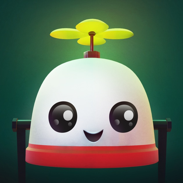 Roofbot Puzzler On The Roof On The App Store
