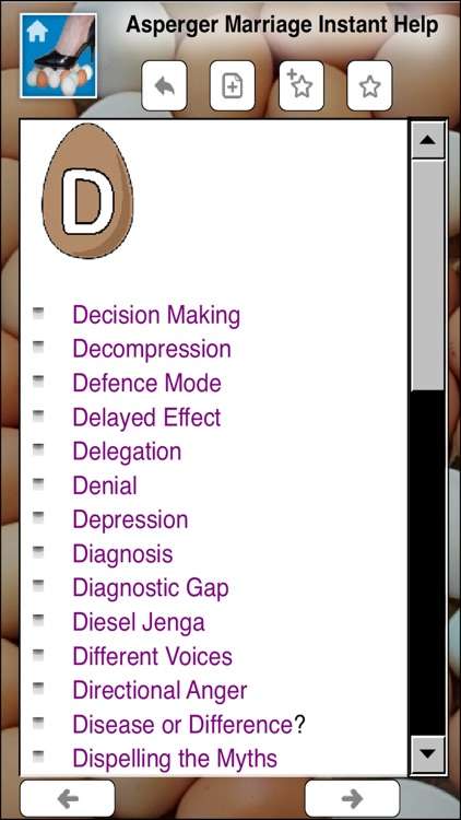 Asperger Marriage Instant Help screenshot-4