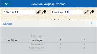 De Bijbel (The Bible in Dutch) Screenshot 5