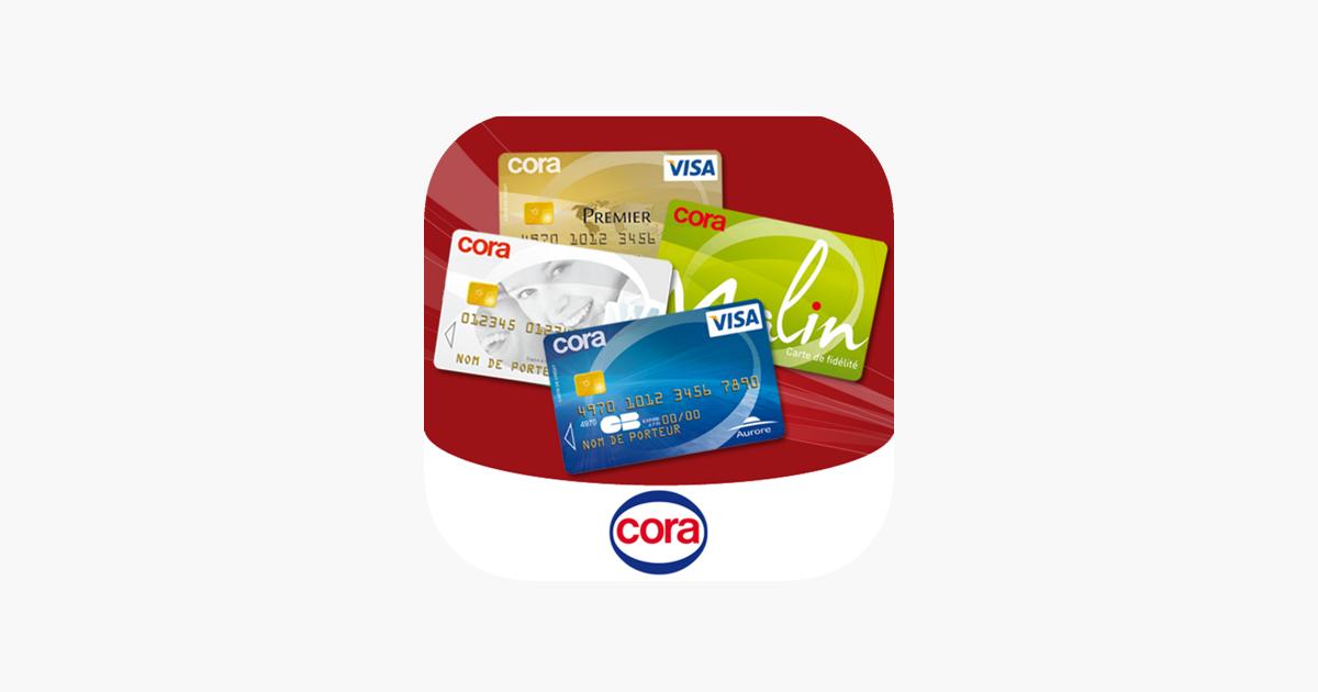 Carte Fidelite Cora Luxembourg.Carte Cora On The App Store
