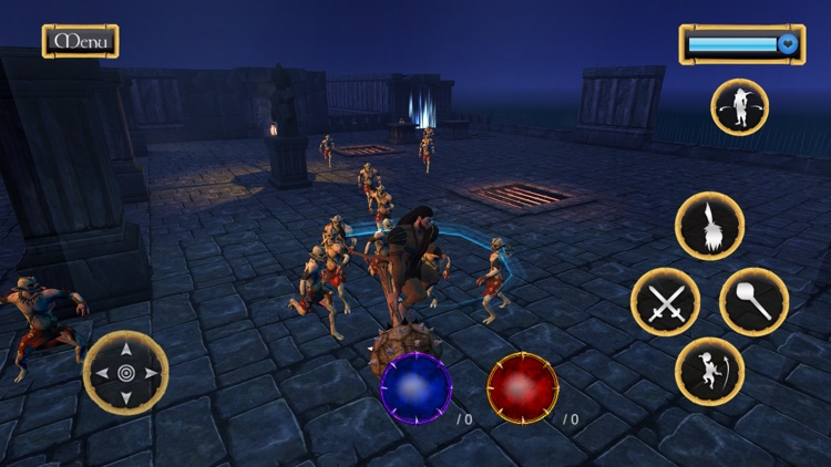 Ramayan Wars: The Ocean Leap screenshot-3