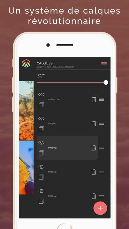 PicsEdit - Créer des images et sublimer vos photos screenshot-3