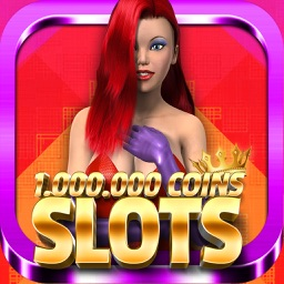 Vegas Night SLOTS Casino HD - Play 1000000 Coins!