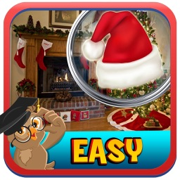 Christmas Tree Hidden Objects Game