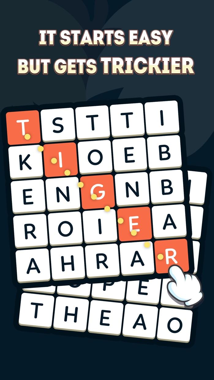 Word Jungle: Spelling Puzzles Screenshot