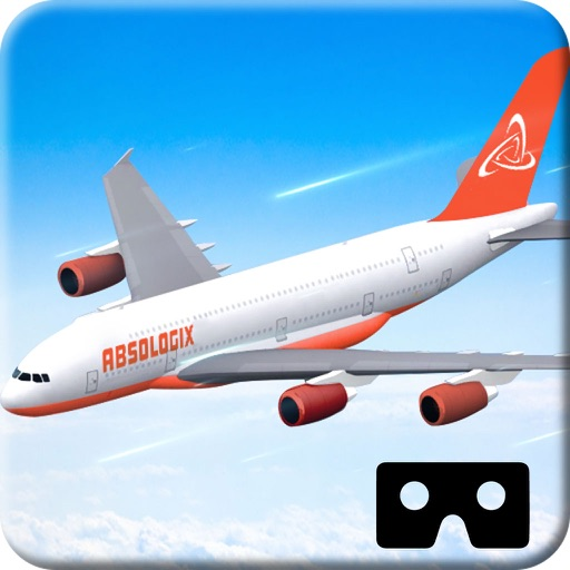 VR Real Airplane Flying - Best Simulator Game Free by Ahmed