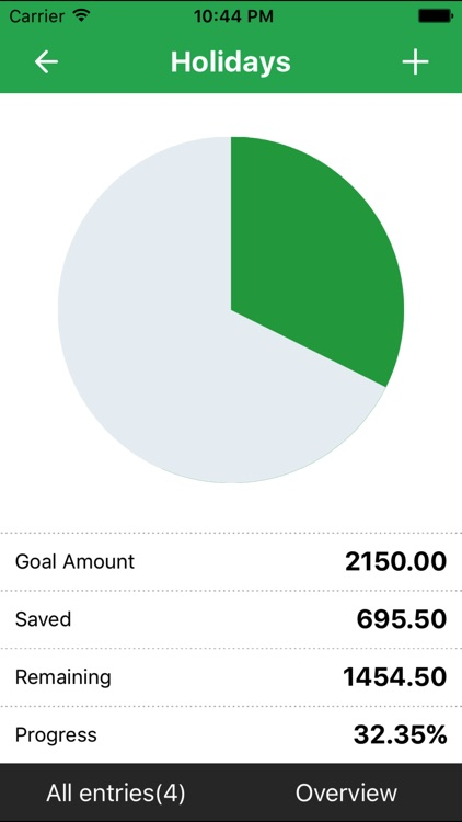 Savings Goals+Saving Goals Tracker & My Money Book