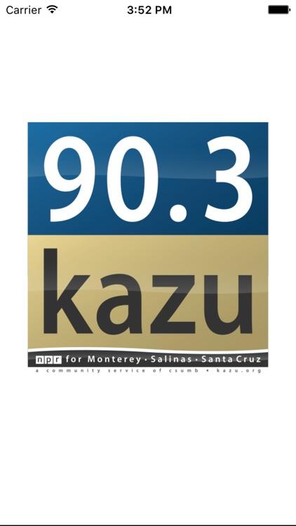KAZU Public Radio App