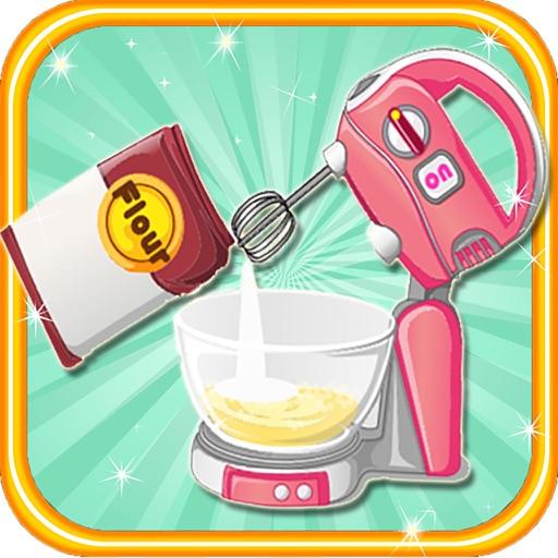 Dessert Cake Maker Cooking Games for girl