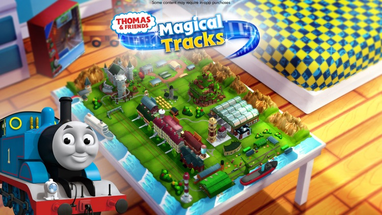 Thomas & Friends: Magic Tracks screenshot-4