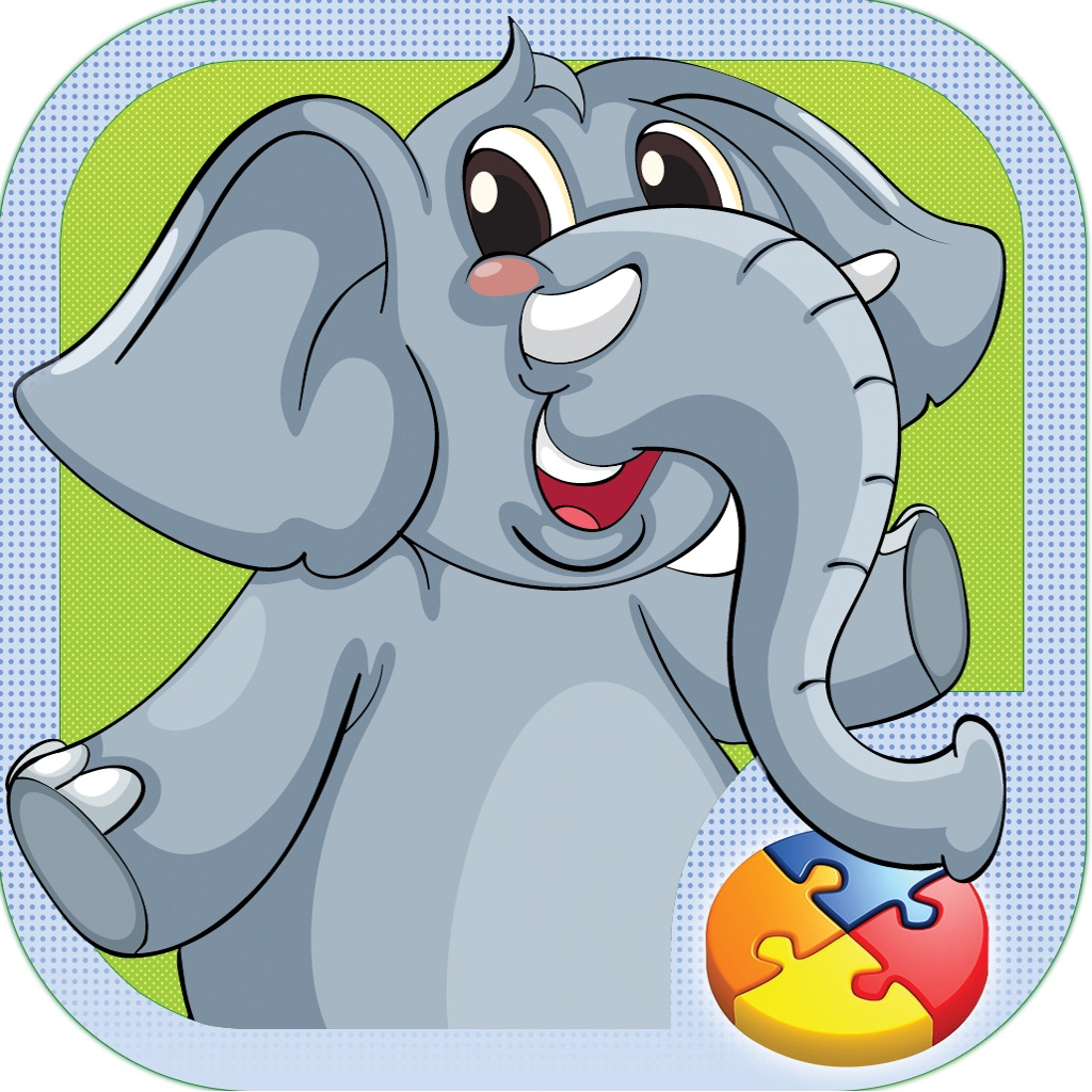 Animal Puzzle Games Kids & Toddlers Learning Free hack