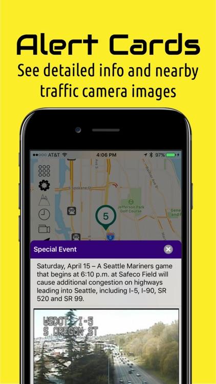 Traffic Watch: Washington