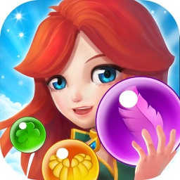 Magic Puzzle Stella Pop: fun bubble shooter games