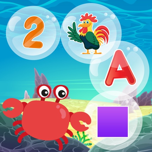 Shapes And Colors Learning Games Free For Toddlers