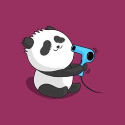 Lazy Panda Stickers 2