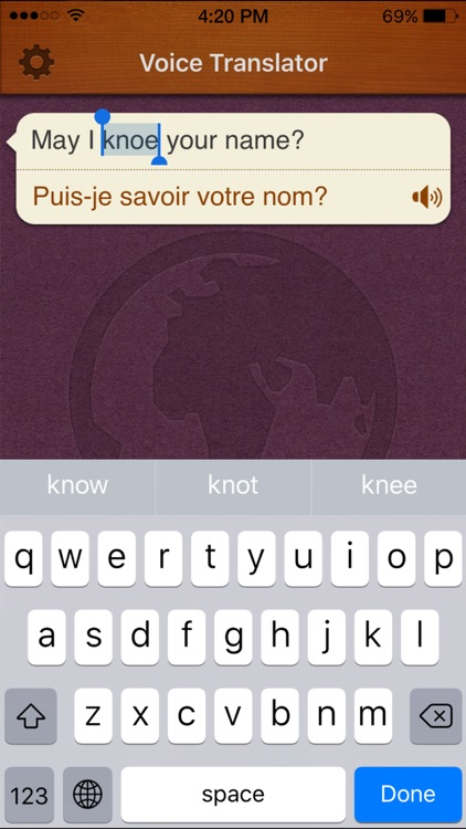 Translate Voice Free screenshot-3