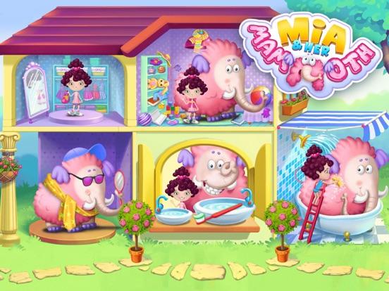 Mia and Her Mammoth – No Ads screenshot 6