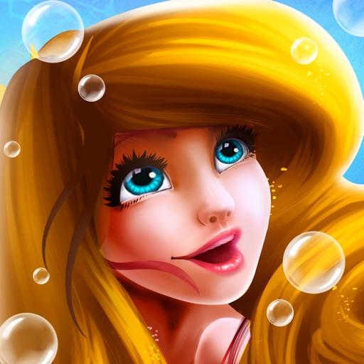 Mermaid Makeup and Dressup
