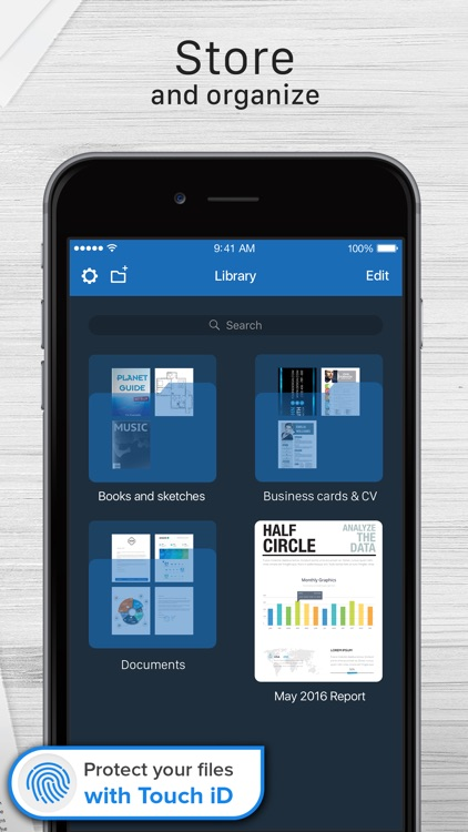 Scanner For Me - PDF Scan with OCR for Documents screenshot-3