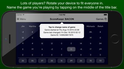 Score Keeper BACONのおすすめ画像4