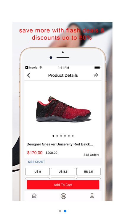 Insole - For Running Shoes,Basketball shoes app image