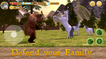 Unicorn Family Simulator screenshot 3