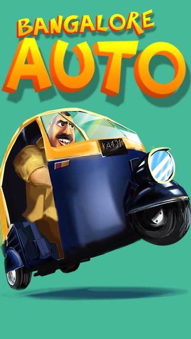 Bangalore Auto :Crazy Indian Driving Madness