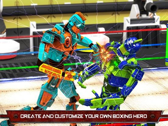 Robots Real Boxing - War robots fights and combat screenshot 6
