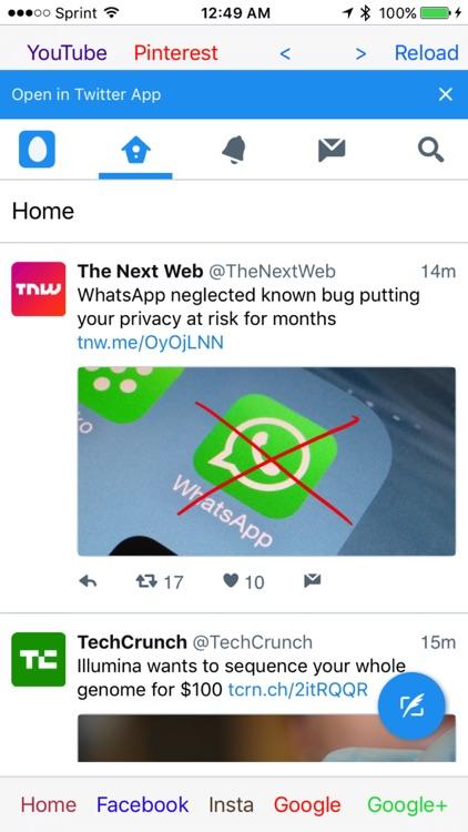 Social Genius (The Social Network Unity App) screenshot-4