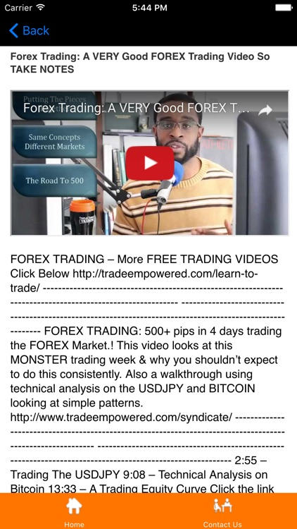 Learn Forex Trading - Best Guide For Forex Trading screenshot-3