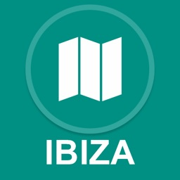 Ibiza, Spain : Offline GPS Navigation