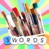 3 Words: Colorful – find three secret words in one crazy colorful picture