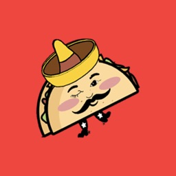 The Taco Stickers