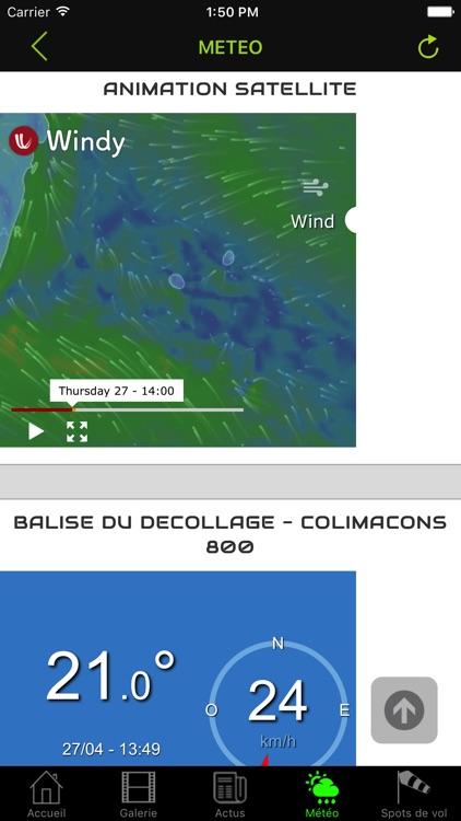 KOLIM TEAM Parapente - Ile de La Réunion screenshot-3