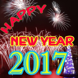 2017 New Year Greetings Quotes wishes firework Fun