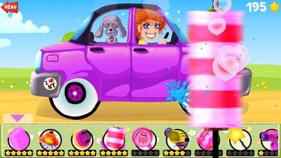 A Funny Car Wash Children Game-2