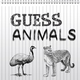 Guess The Animal : Swipe the Character