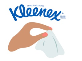 Express yourself and share care with an emoji keyboard for all of life's Kleenex® Moments