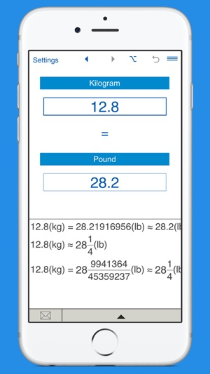 Pounds To Kilograms And Kg To Lb Weight Converter 4